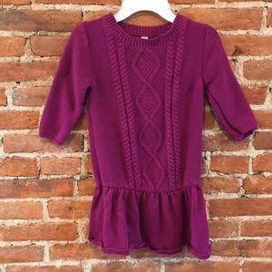 Cherokee Sparkly Sweater Dress